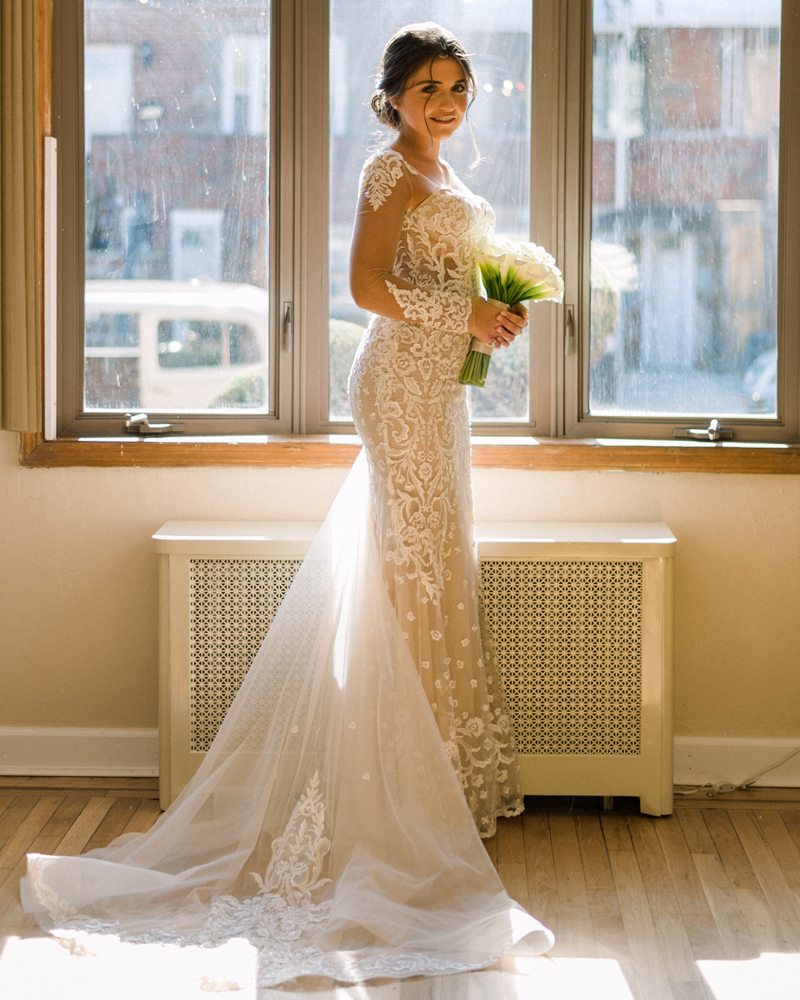 Wedding Dress | Annie Wu Photography | as seen on TodaysBride.com