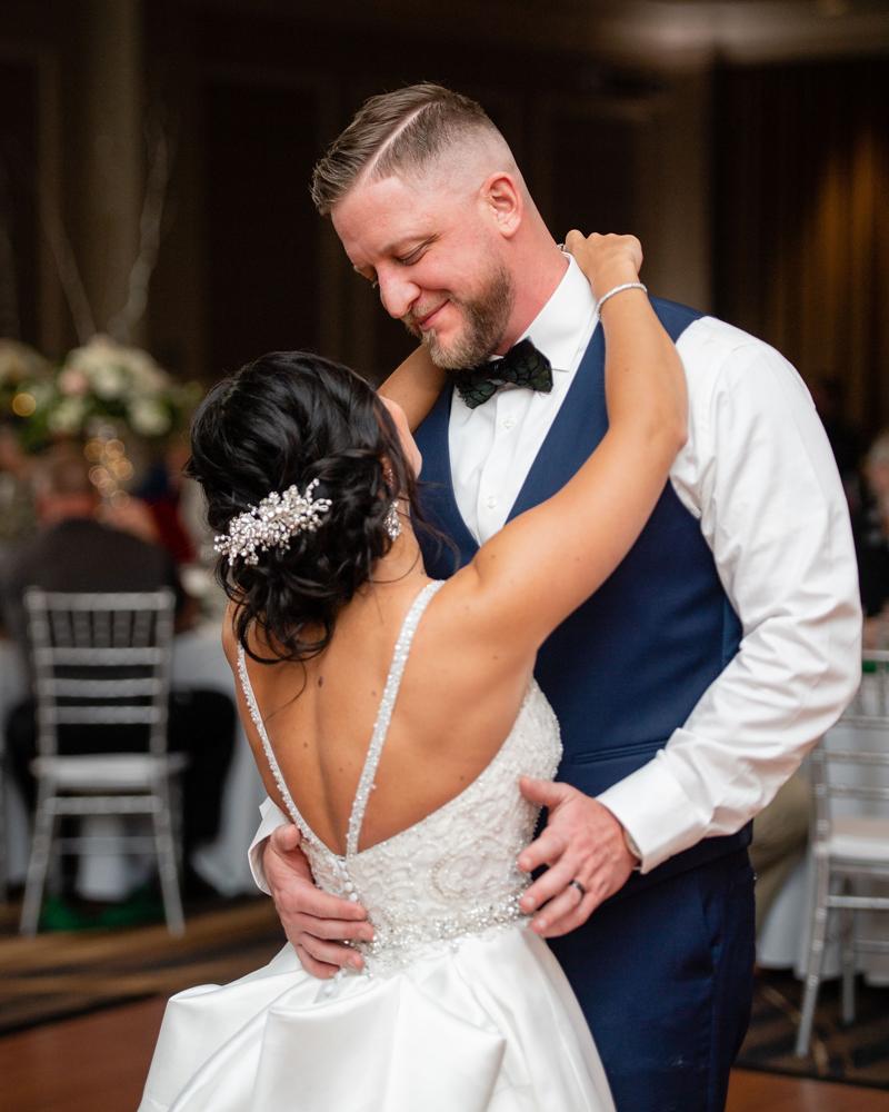 First Dance | Klodt Photography | as seen on TodaysBride.com