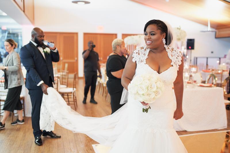 Nicholas Gage Weddings | Bride & Groom Reception | As seen on TodaysBride.com