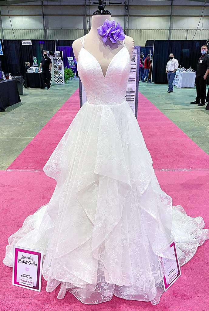 Lavender Bridal Salon | March 2021 Bridal Show | TodaysBride.com