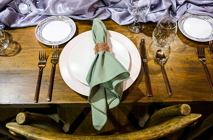 Old Carolina Barbecue | March Bridal Show | TodaysBride.com