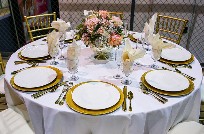 The Milana Ballroom at the Amish Door Inn | March 2021 Bridal Show | TodaysBride.com