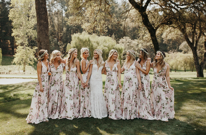 Jordan Voth | Cottagecore Wedding Trend | TodaysBride.com