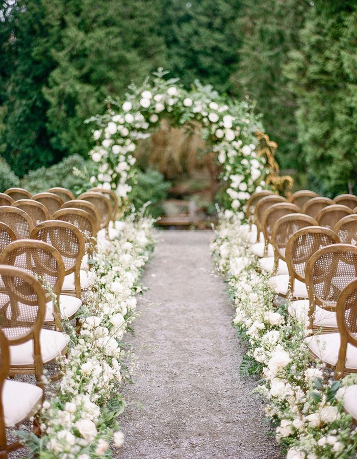 The Ganeys | Gather Design Company | Callista & Co | Cottagecore Wedding Trend | TodaysBride.com