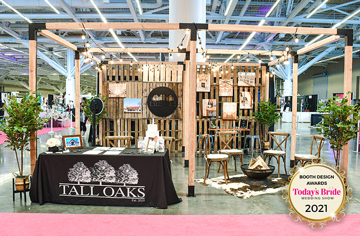 The Barn at Tall Oaks | Bridal Show Booths | TodaysBride.com