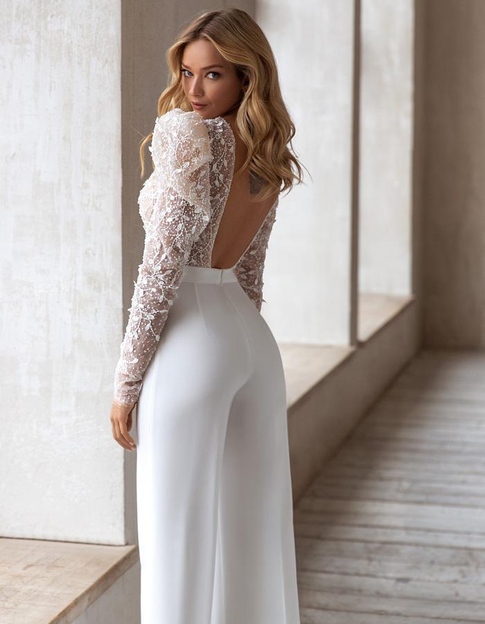 Eva Lendel Bridal Jumpsuit
