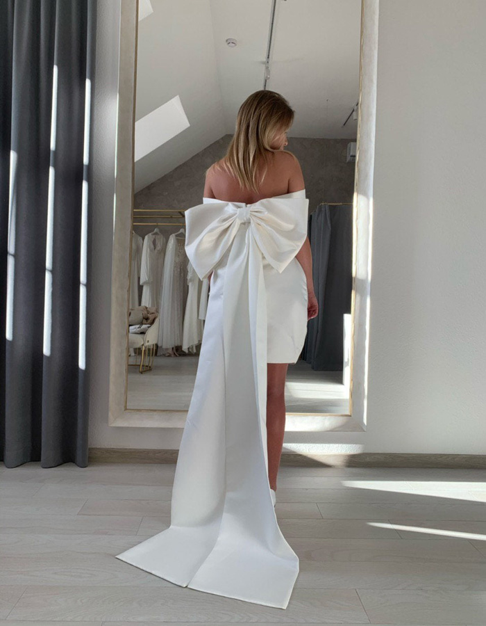 Unconventional Wedding Gowns