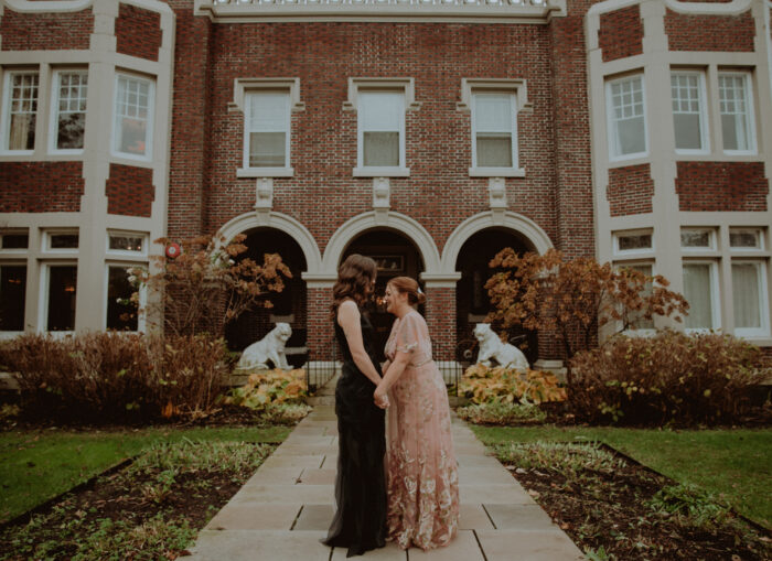 LGBTQ+ Brides | Chellise Michael Photography