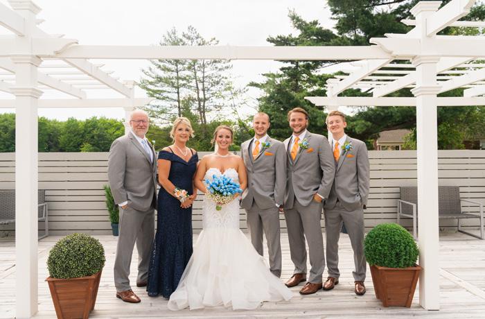 Kelsey & Kyle Wedding Ceremony | Cuff Link Media