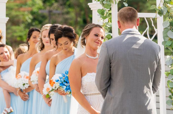 Wedding Ceremony | Cuff Link Media