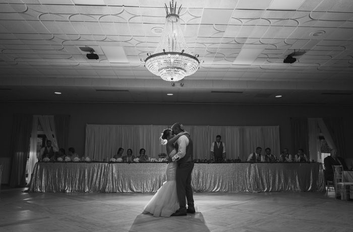 Kelsey & Kyle Real Wedding | Cuff Link Media