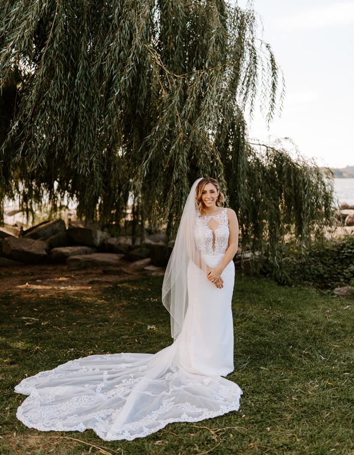 Bride portrait