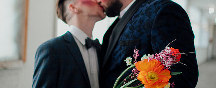 Add Pride to Your Wedding Day with These Simple Tricks