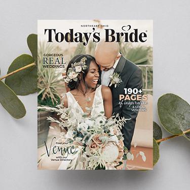 FREE Today's Bride Magazine