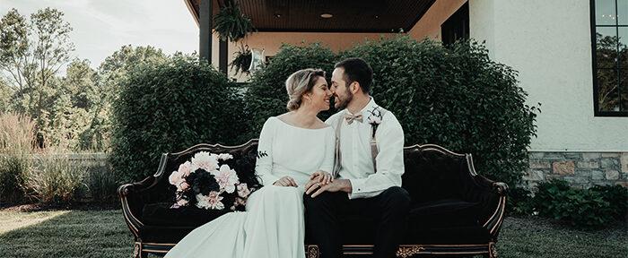 Five Wedding Aesthetics We're Loving Right Now