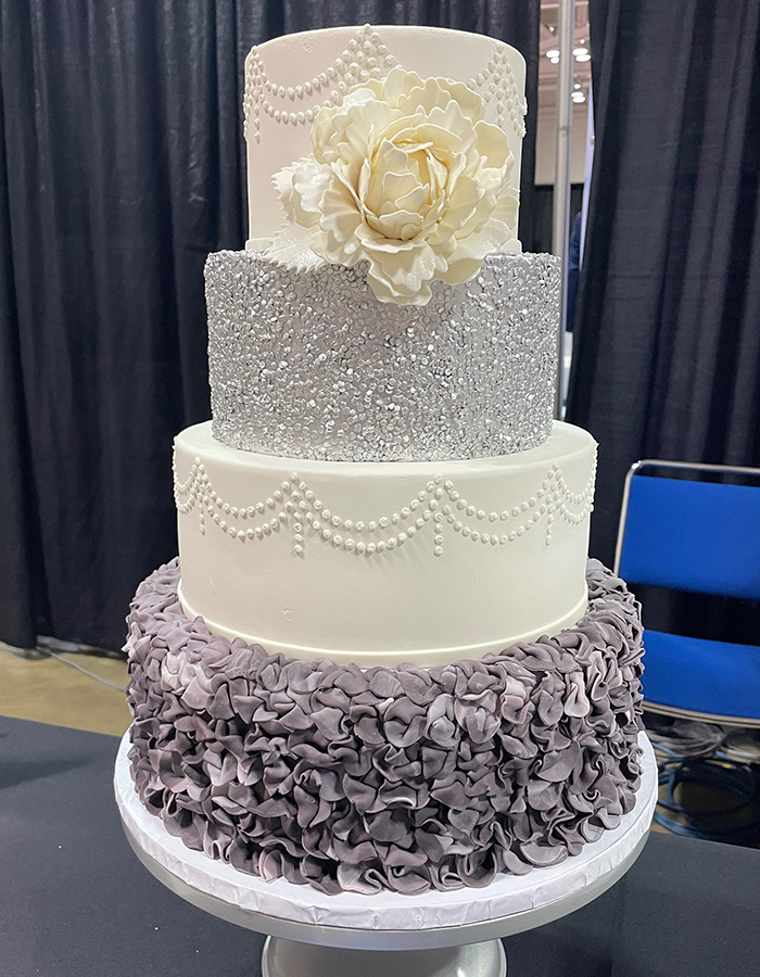 Cakes by Christina | As Seen on TodaysBride.com